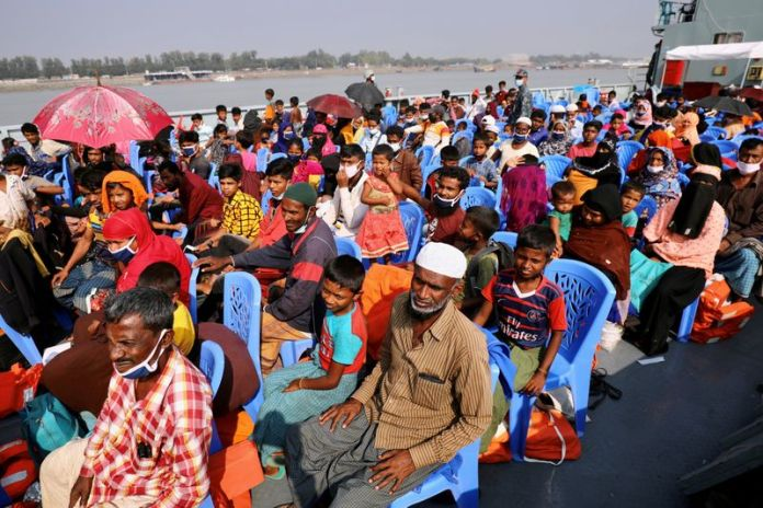 Bangladesh set to move second batch of Rohingya refugees to remote island – officials