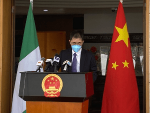 Nigeria is China's major investment destination in Africa – Envoy