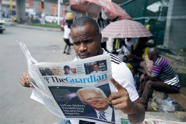 U. S President Biden's 'Low Bar' for Improving Ties With Nigeria