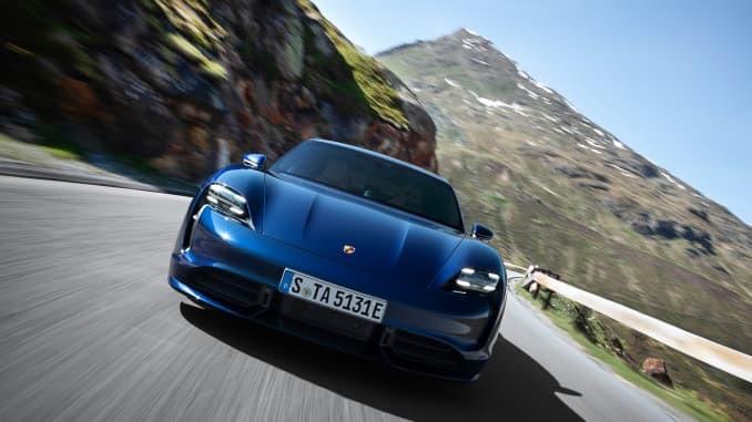 Porsche's ambitious EV plans don't include an all-electric 911