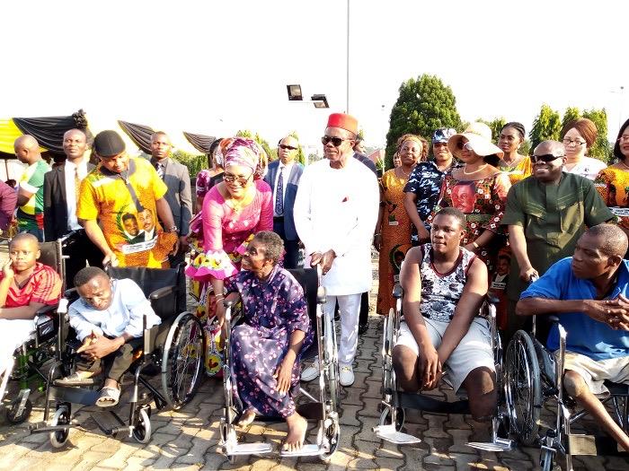 Gov Obiano's aide calls for empowerment of PLWDs | Naija247news