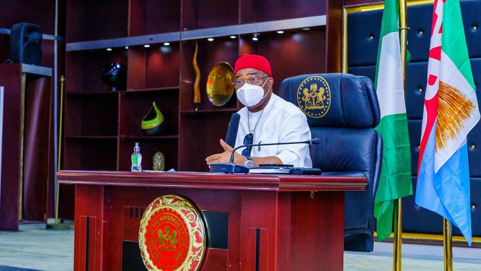 Security threats have been contained Uzodimma assures Imo residents