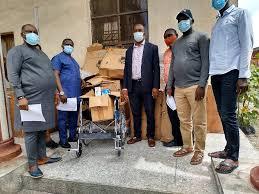 NNPC/Chevron Donate Medical Equipment to Community Hospitals in Delta State  | Naija247news