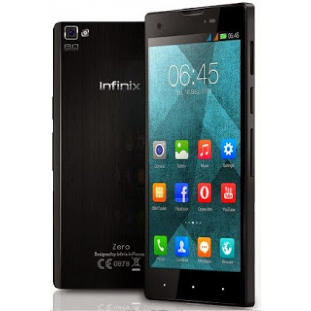 Infinix Zero X506 Full Specifications, Features And Price