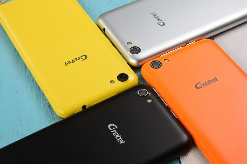 gretel a7 in different colors