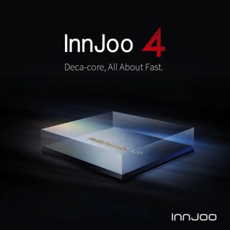 InnJoo 4 Processor
