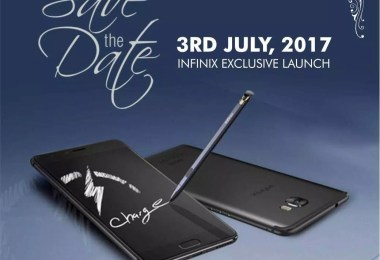 Infinix Note 4 Launch Date