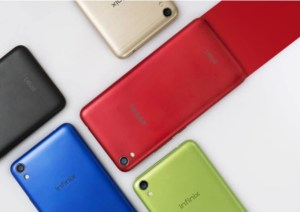 Infinix Smart X5010 Colours