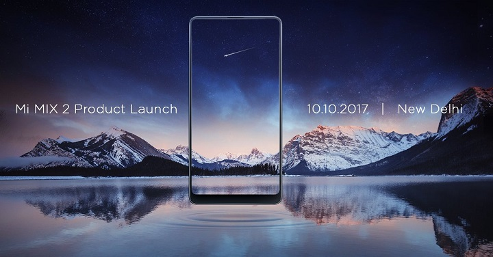 xiaomi mi mix launch in india