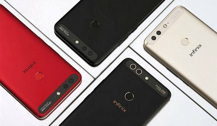 Infinix Zero 5 official picture
