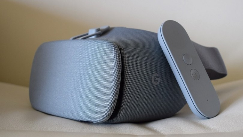 google daydream virtual reality headset