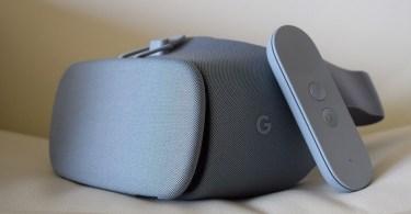 google daydream virtual reality headset