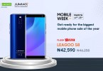 leagoo s8 flash sale