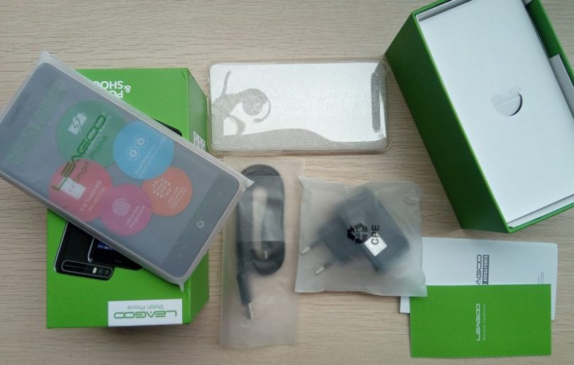 leagoo kiicaa power box components