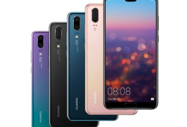 Huawei to launch the P20 Pro and P20 Lite in India on the 24th