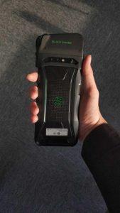 Black Shark rear panel leak shows off detachable Bluetooth module