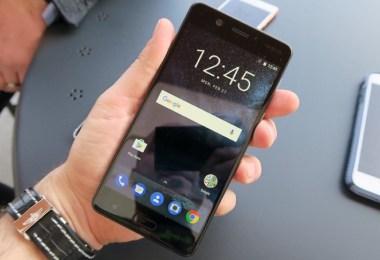 Nokia 5 2018 image