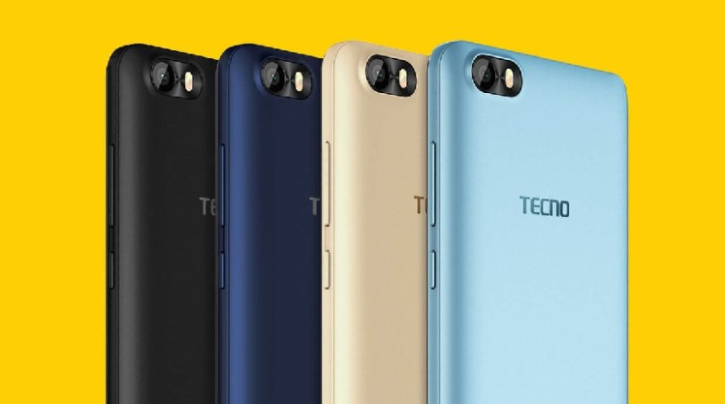 tecno f2 colors