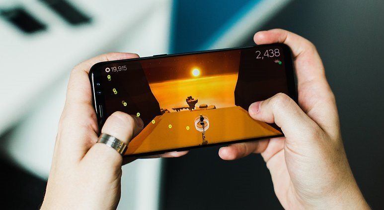 gaming on android phones