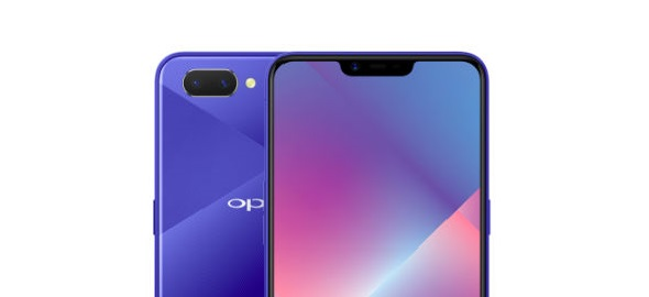 oppo a3s cameras