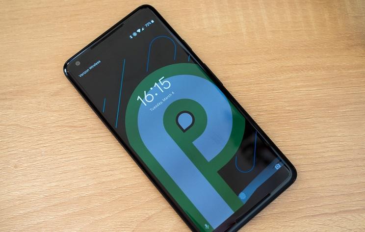 android p logo pixel phone