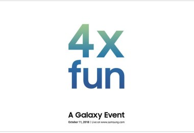 Samsung Announces October 11 Launch Date For Galaxy Phone With Four Cameras