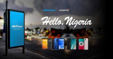 Ulefone Marches into Nigeria