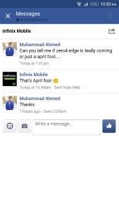 infinx zero 4 edge real or fack