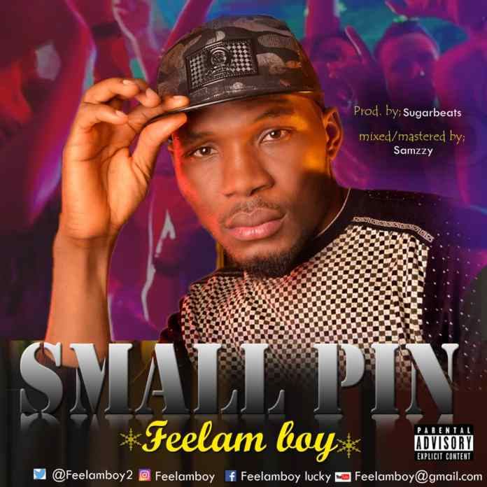 Feelam Boy Small Pin mp3 download