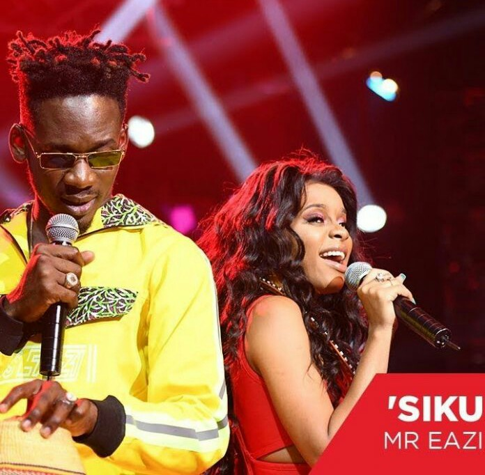 Mr Eazi Siku Zote ft Nandy Mp3 Download