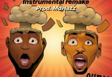 Mdhazz Beatout Ft Davido X Chris Brown Blow My Mind Remake FreeBeat Download