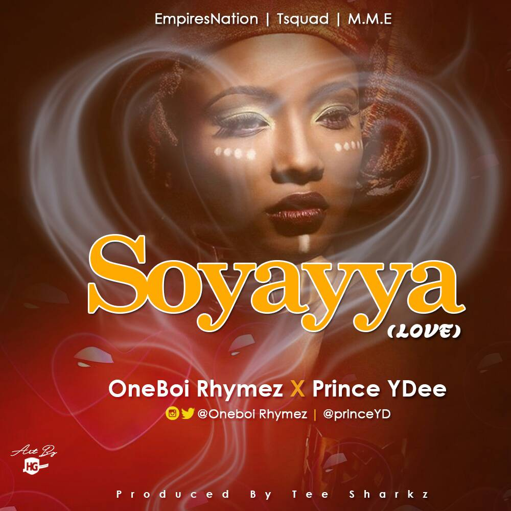 Oneboi Rhymez Soyayyan Ft Prince YDee Mp3 Download