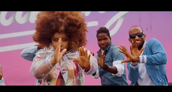 Yemi Alade – Vibe Video  Download Mp4