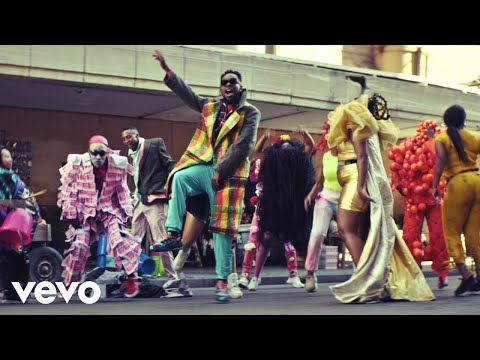 Patoranking Open Fire ft Busiswa Video Download Mp4
