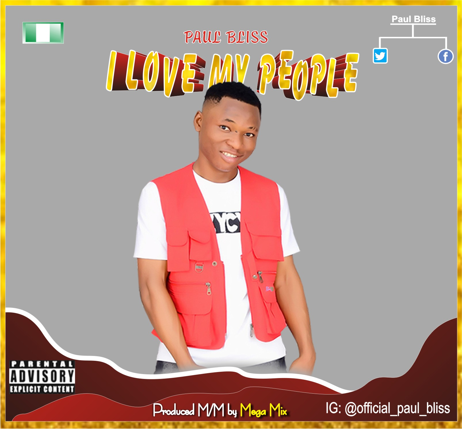 Paul Bliss I Love My People Mp3 Download