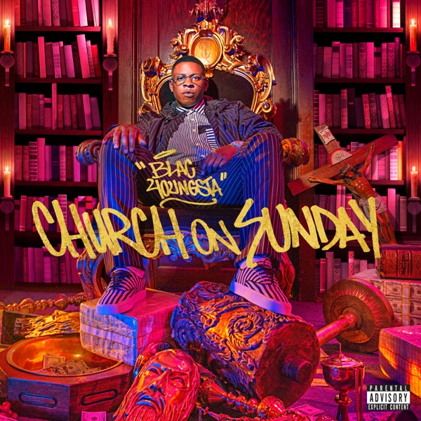 Blac Youngsta Church on Sunday Full Album EP Zip Download