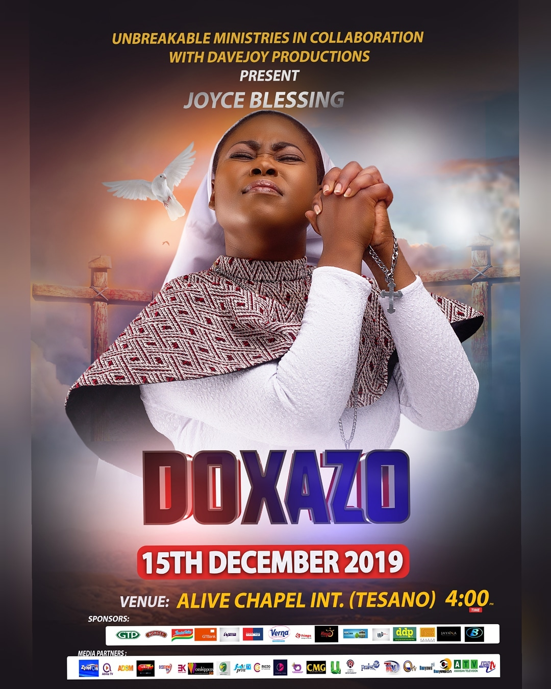 Stream Or Download Joyce Blessing To Hold Doxazo 2019 On December 15th 1 Week Ago Album Zip Download Music Downloads