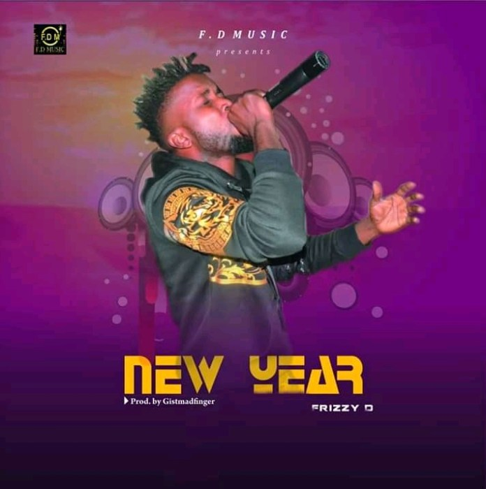 Frizzy D New Year mp3 download