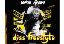 Sarkin Arewa Diss freestyle Mp3 Download