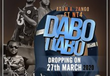 Adam A Zango Ft NT4 — Dabo Dabo mp3 download