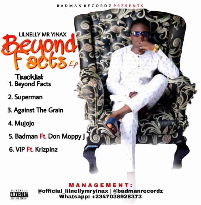 Lilnelly Mr Yinax - Beyond Facts EP Download