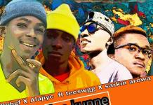 Alaji YC Jan Kunne Ft Teeswagg X Sarkin Arewa X Bob GF mp3 download