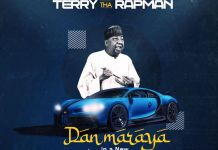 Terry Tha Rapman Dan Maraya In A New Bugatti mp3 download