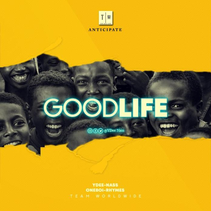 """OneBoi & YDee Nas: Release Anticipation Art Work For """"Good Life"""
