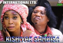 Yamu Baba Sambisa 4 ft Zainab Sambisa Video mp4 mp3 download
