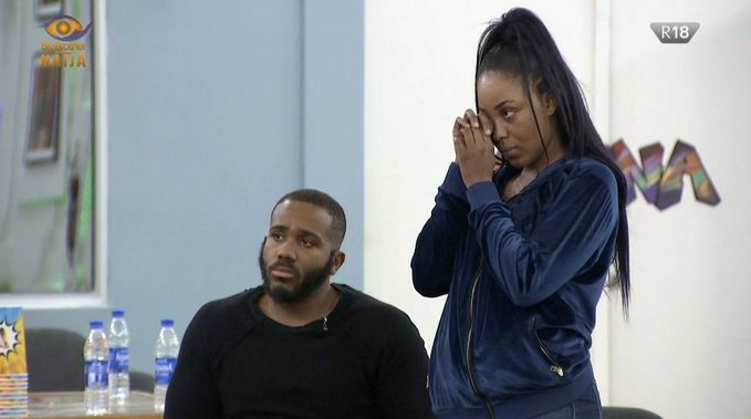 Erica Disqualified From The Big Brother Naija Lockdown Show