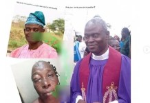 Popular Nigerian pastor called out for always beating his wife