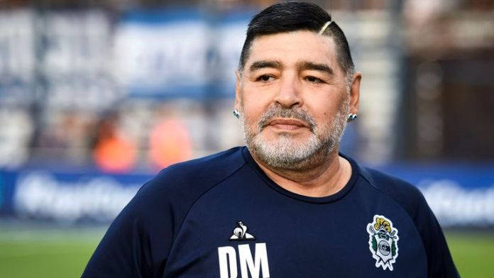 Diego Maradona Dies of Heart Attack At Age 60