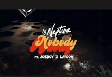 DJ Neptune ft Joeboy Laycon Nobody Icon Remix Video mp4 download