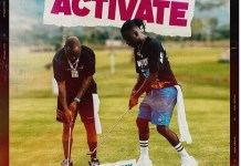 Stonebwoy ft Davido Activate mp3 download